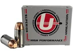 Underwood Ammunition 9x18mm (9mm Makarov) 95 Grain Lehigh Xtreme Penetrator Lead-Free Box of 20