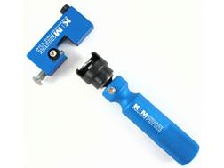 K&M Micro-Adjustable Neck Turner with Tool Steel Cutter