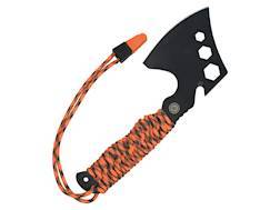UST ParaHatchet Pro Stainless Steel Blade Paracord Handle Orange/Black