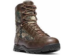 "Danner Pronghorn 8"" Waterproof 400 Gram Insulated Hunting Boots Leather and Nylon Mossy Oak Break..."