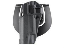 BLACKHAWK! Serpa Sportster Paddle Holster Left Hand 1911 Government Polymer Gun Metal Gray