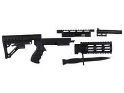 Archangel 5.56 Adjustable Rifle Stock System No Bayonet Remington 597 Synthetic Black