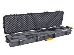 "Plano Gun Guard All Weather Series Double Scoped Rifle Case with Wheels 52"" Polymer"