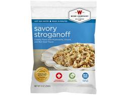 Wise Food Long Term 25 Year 4 Serving Savory Stroganoff Freeze Dried Food