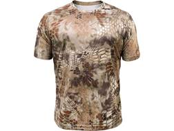 Kryptek Men's Hyperion T-Shirt Short Sleeve Polyester