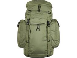 Military Style 45L Rucksack Green