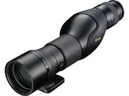 Nikon MONARCH ED Spotting Scope 16-48x 60mm Straight Body Black