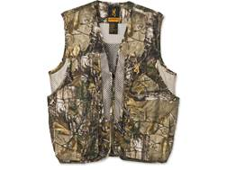 Browning Men's Upland Game Vest Polyester Realtree Xtra
