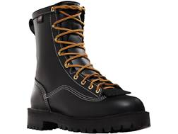 "Danner Super Rain Forest 8"" GTX Waterproof 200 Gram Insulated Work Boots Full-Grain Leather Men's"