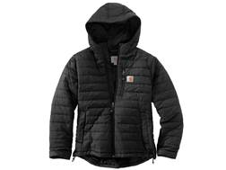 Carhartt Men's Gilliam Insulated Hooded Jacket Nylon Black