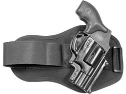 Fobus Standard Ankle Holster Right Hand S&W J-Frame, Charter Undercover Polymer Black