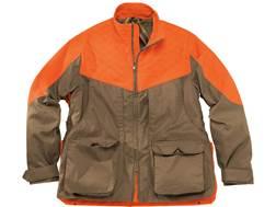 Beretta Men's Upland Jacket Cotton Light Brown/Blaze Orange