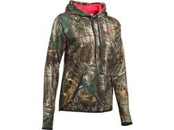 Under Armour Women's UA Camo Logo Hoodie Polyester