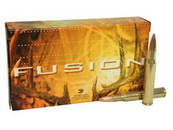 Federal Fusion Ammunition 30-06 Springfield 180 Grain Spitzer Boat Tail Box of 20