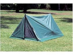 "Texsport Willowbend 2 Person A-Frame Tent 7' x 4'6"" x 38"" Polyester Forest Green"