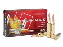 Hornady Superformance GMX Ammunition 300 Winchester Short Magnum (WSM) 165 Grain GMX Boat Tail Le...