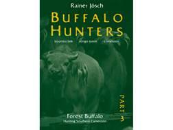 "Safari Press Video ""Buffalo Hunters: Part 3"" DVD"