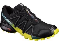 "Salomon Speedcross 4 4"" Trail Running Shoes Synthetic Men's"