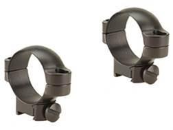 Leupold 30mm Ring Mounts Sako Matte Medium- Blemished