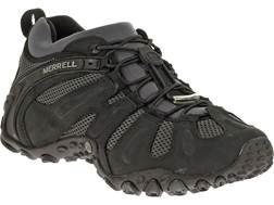 """Merrell Chameleon Prime Stretch 4"""" Hiking Shoes Leather and Mesh Men's"""