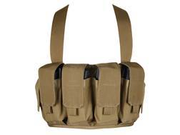 BLACKHAWK! Chest Rig Holds 8 AR-15 30 Round Magazines and 2 Double Stack Pistol Magazines Nylon