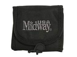 MidwayUSA 10-Round Belt Slide Folding Rifle Ammo Carrier Black