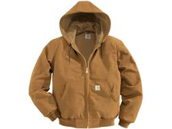 Carhartt Men's Thermal Lined Duck Active Jacket Cotton