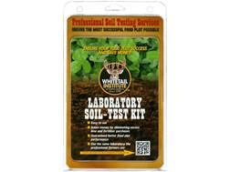 Whitetail Institute Laboratory Soil Test Kit