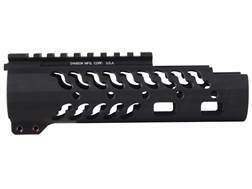 "Samson Evolution Series 4-EX 4"" Extended Customizable Free Float Handguard AR-15 Pistol Length Al..."