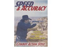"Gun Video ""Speed and Accuracy: Cowboy Style"" DVD"
