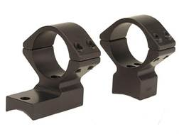 "Talley Lightweight 2-Piece Scope Mounts with Integral 1"" Rings Extended Front Remington 7 Matte M..."