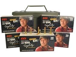 CCI Maxi-Mag Ammunition Troy Landry Special Edition 22 Winchester Magnum Rimfire (WMR) 40 Grain J...