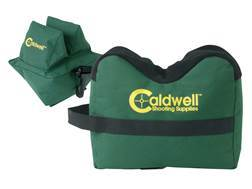 Caldwell DeadShot Front and Rear Shooting Rest Bag Set Nylon