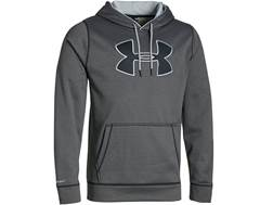 Under Armour Men's UA Armour Fleece Big Logo Hoodie Polyester