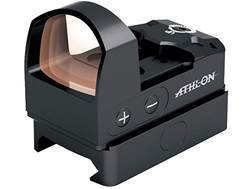 Athlon Optics Midas BTR OS11 Red Dot Sight 1x 3 MOA Dot with Picatinny-Style Mount Matte