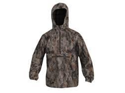 Natural Gear Men's Anorak 1/2 Zip Hooded Waterproof Jacket Polyester Natural Gear Natural Camo La...