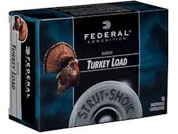 "Federal Strut-Shok Turkey Ammunition 20 Gauge 3"" 1-1/4 oz Buffered #5 Shot"