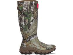 "Under Armour UA Mud Hawg 16"" Waterproof Uninsulated Hunting Boots Rubber Women's"