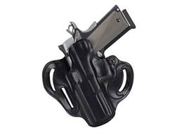 DeSantis Speed Scabbard Belt Holster S&W M&P Shield 45 ACP Leather