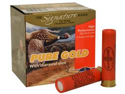 "Kent Cartridge Gamebore Pure Gold Diamond Shot Ammunition 28 Gauge 2-1/2"" 9/16 oz #7 Shot"