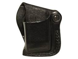 DeSantis S.S. Single Magazine Glock 43 Leather
