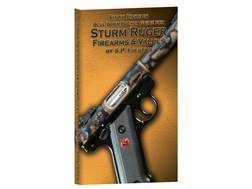 "Blue Book ""Pocket Guide for Sturm Ruger Firearms & Values 5th Edition"" by S.P. Fjestad"