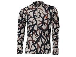 First Lite Men's Llano QZ 1/4 Zip Long Sleeve Base Layer Shirt Merino Woll