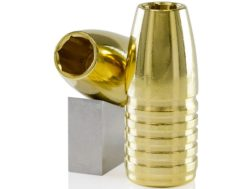 Lehigh Defense Controlled Fracturing Bullets 458 SOCOM (458 Diameter) 300 Grain Solid Brass Lead-...