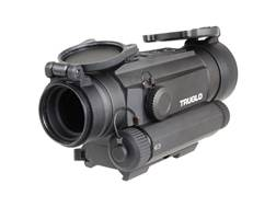 TRUGLO Tru Tec Red Dot Sight 30MM 1x 2 MOA Reticle Picatinny Style Mount Matte