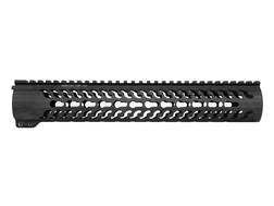 "Samson Evolution Series 12.37"" KeyMod Free Float Handguard AR-15 Rifle Length Aluminum Matte"