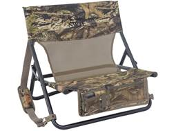 ALPS Outdoorz NWTF Turkey Chair MC Steel Frame Nylon Seat and Back