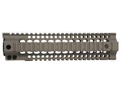 "Midwest Industries Gen 2 T-Series Free Float Tube Handguard Quad Rail AR-15 Extended 10"" Carbine ..."