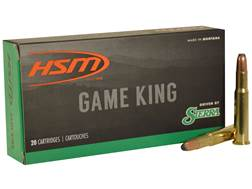 HSM GameKing Ammunition 30-30 Winchester 150 Grain Sierra Pro-Hunter Soft Point Boat Tail Box of 20