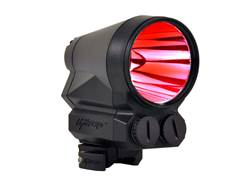 Lightforce Pred9X Wireless Remote Scope-Mounted Weapon Light Red LED with 4 Rechargeable Batterie...